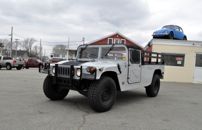 fully loaded 1987 AM General Humvee Hummer military for sale