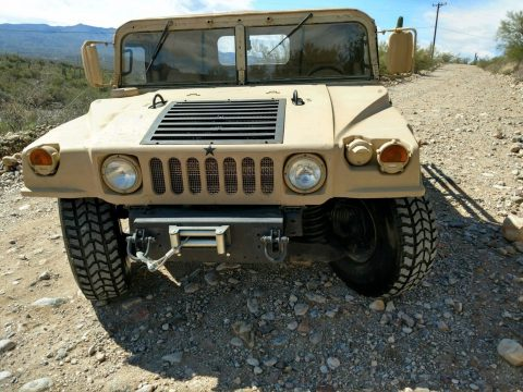 great shape 1986 AM General Hmmwv M1038 military for sale
