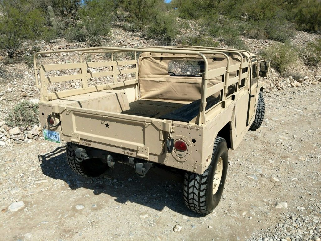 great shape 1986 AM General Hmmwv M1038 military