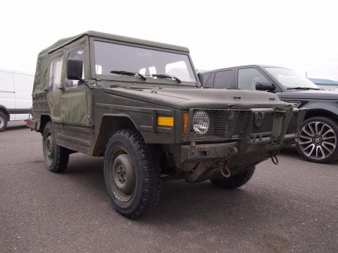 Low Miles 1985 Volkswagen Bombardier ILTIS Canadian military for sale