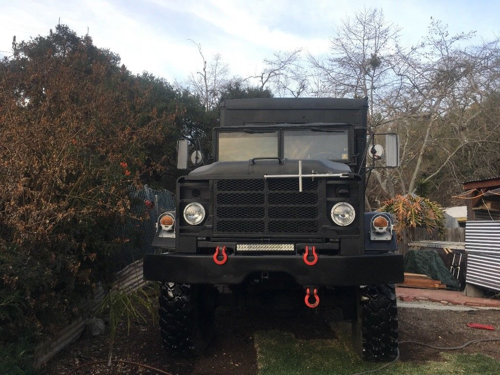 newly rebuilt 1988 M931a2 5 Ton Military Truck for sale