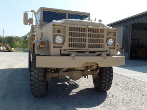 rebuilt 1987 Am General BMY M923a1 Military Cargo Truck for sale
