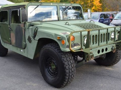 low miles 1993 General M998 Humvee Hummer military for sale