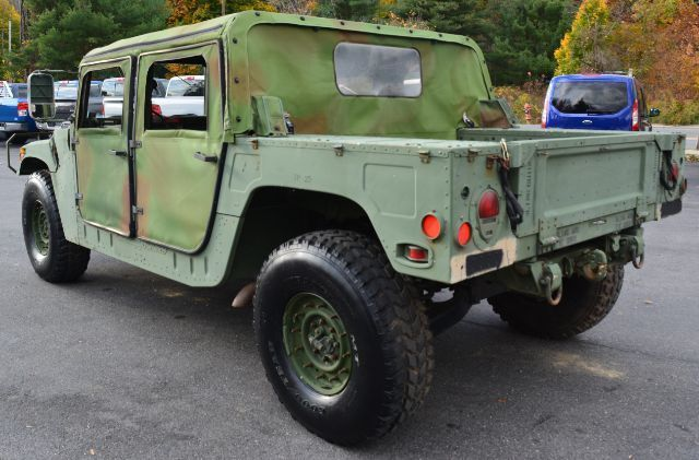 low miles 1993 General M998 Humvee Hummer military