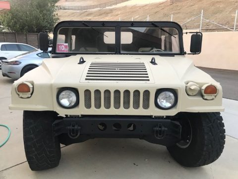 new engine 1991 AM General M998 Humvee Hummer H1 military for sale