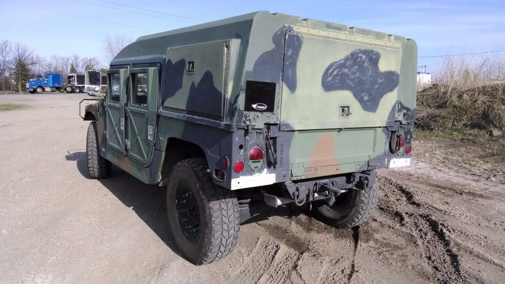 very clean 1990 AM General M998 Humvee military