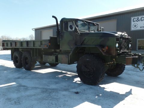 very clean 1990 BMY M928a2 Cargo Truck Military for sale