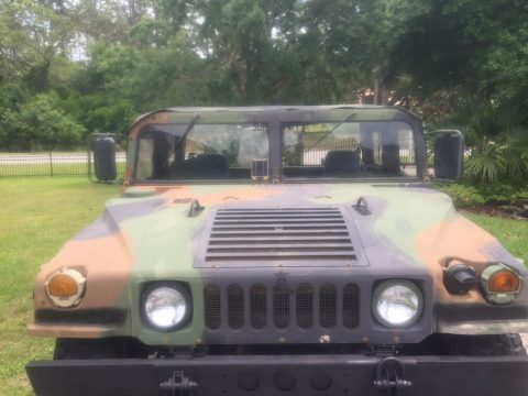 very nice 1992 AM General humvee military for sale