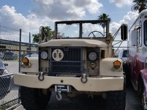 great shape 1971 American General TK Military Truck for sale