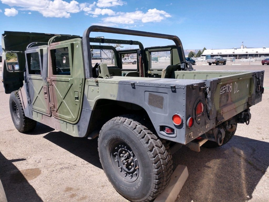 great shape 1986 AM General Humvee Hmmwv military