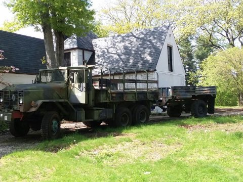 great shape 1986 AM General military for sale