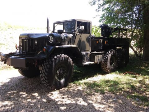 low miles 1970 Xm818 W/W 5 Ton 6X6 military for sale