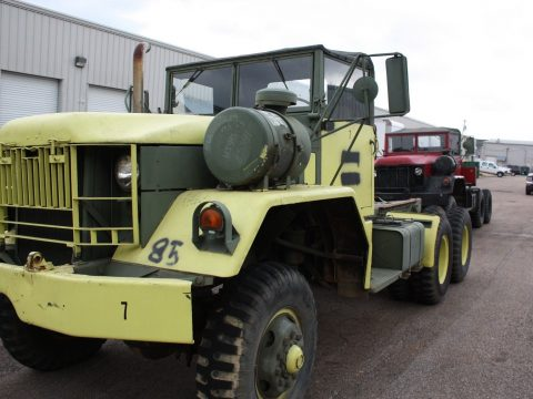 low miles 1985 Kaiser Jeep 5 Ton Xm818 6×6 Military for sale