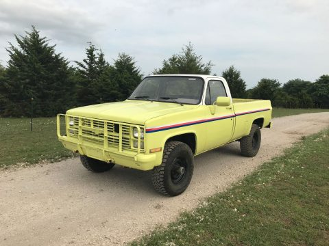 low miles 1986 Chevrolet M1028 D30 Military for sale
