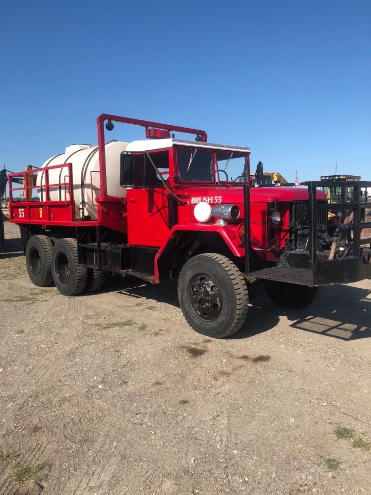 multi fuel 1968 Kaiser Jeep M35a2 Deuce and A Half military for sale
