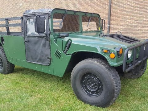 needs nothing 1986 Humvee AM General military for sale