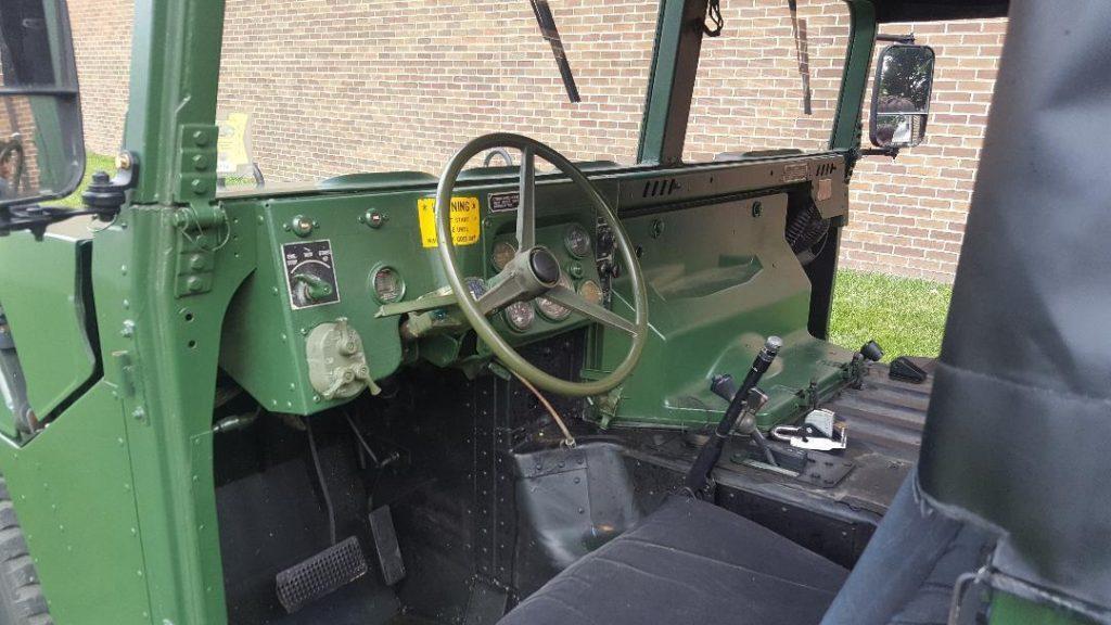 needs nothing 1986 Humvee AM General military