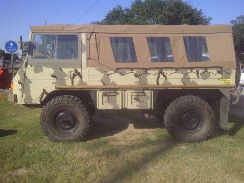 original parts 1975 Pinzgauer 710 military for sale