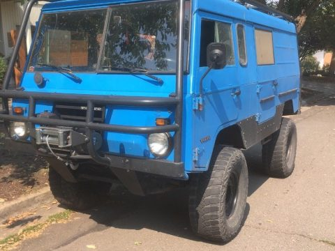 rare 1975 Volvo Tgb11 C303 Swedish Military 4×4 for sale