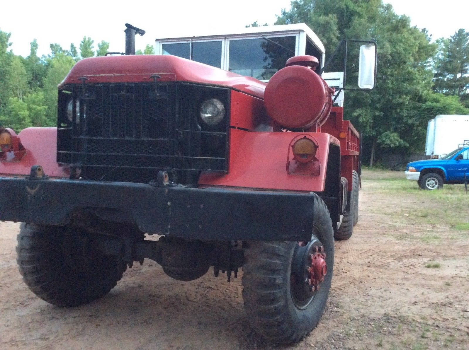 Very clean 1979 Am General M813 5 ton military