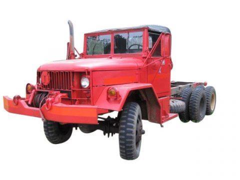 Vietnam era 1967 Kaiser Jeep M35a2 Deuce and a Half military for sale