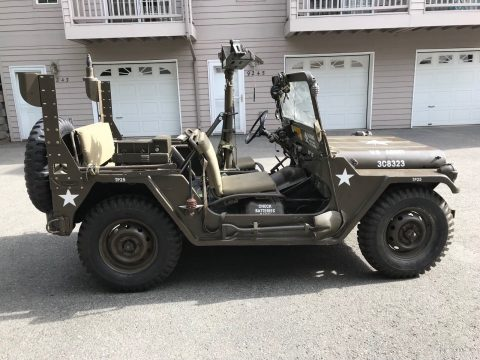 good ole machinery 1969 AM General Jeep Military for sale