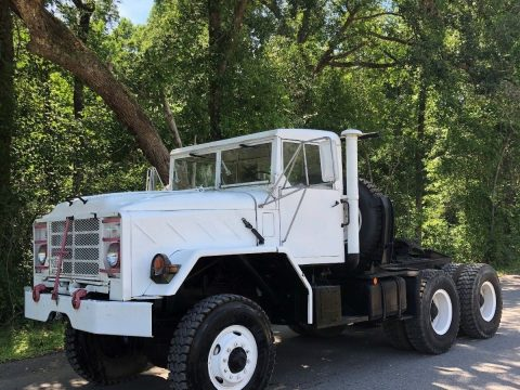 1984 AM General M931A1 military truck for sale