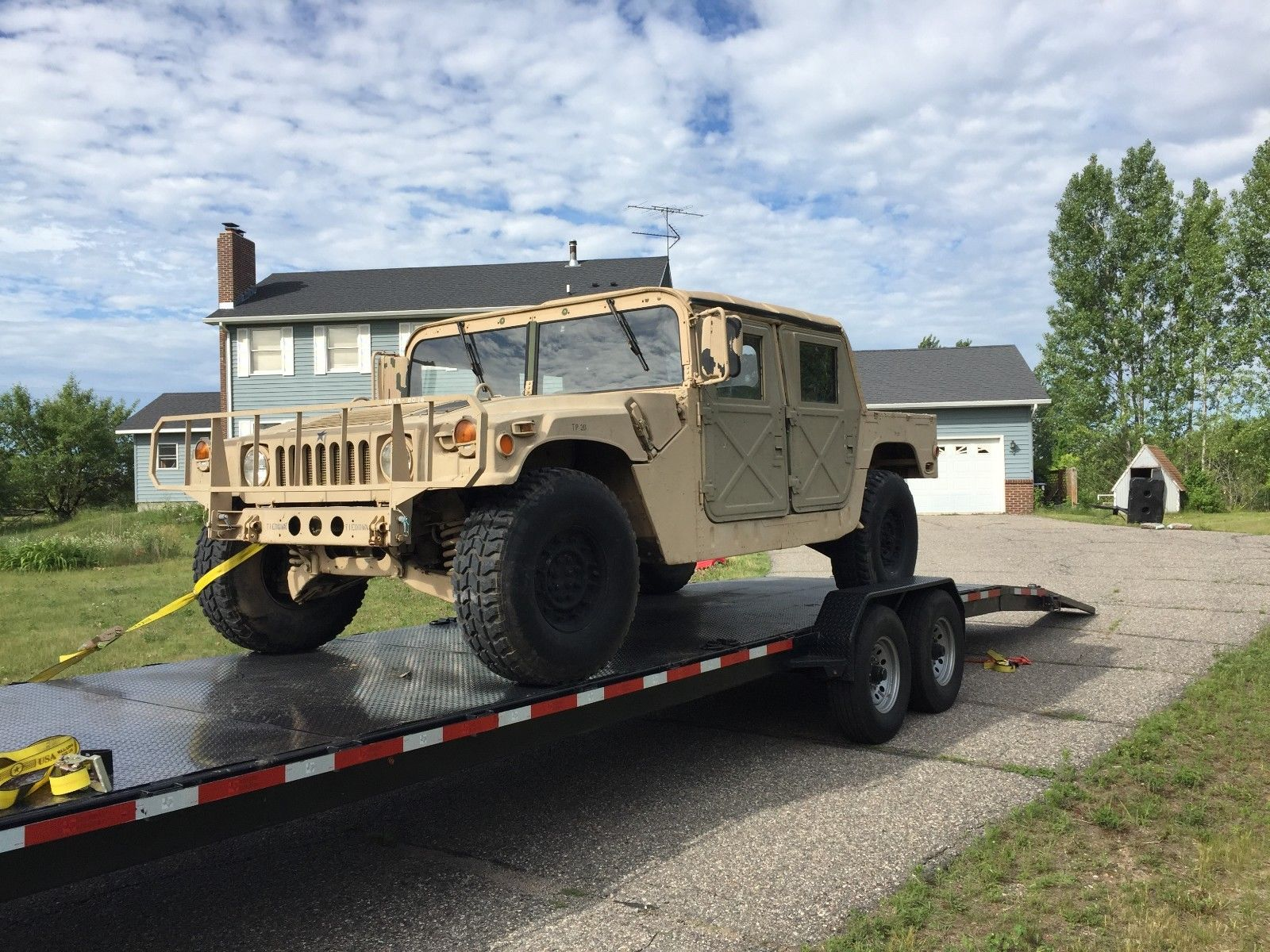 new parts 1989 AM General M998 Humvee Military for sale