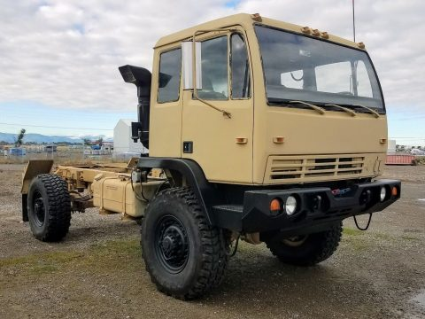 Expedition Vehicle 2001 Stewart & Stevenson military truck for sale