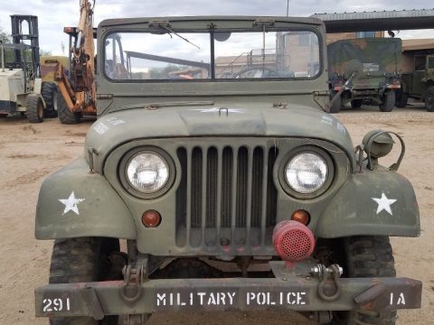solid 1960 Jeep M38a1 Willys military for sale