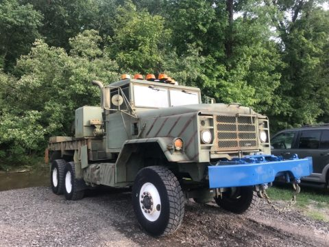 upgraded 2002 AM General military truck for sale