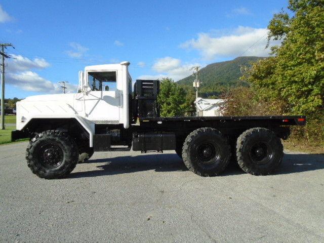 1993 BMY M923a2 5 TON 6X6 Cargo military