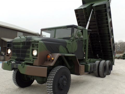 dump truck 1984 AM General M934a1 military for sale