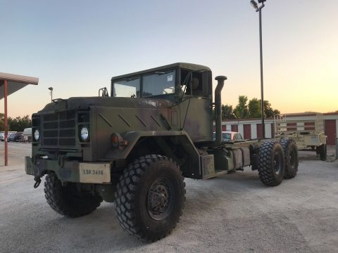 great shape 1992 AM General BMY military truck for sale