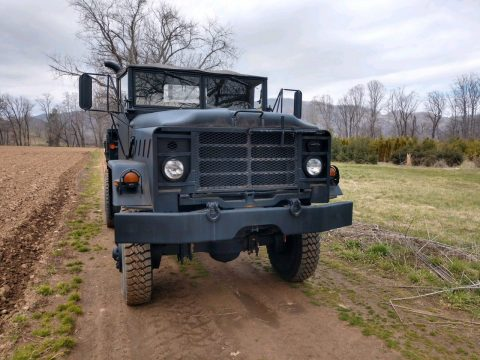 high water 1984 AM General 5 Ton 6X6 M923 military truck for sale