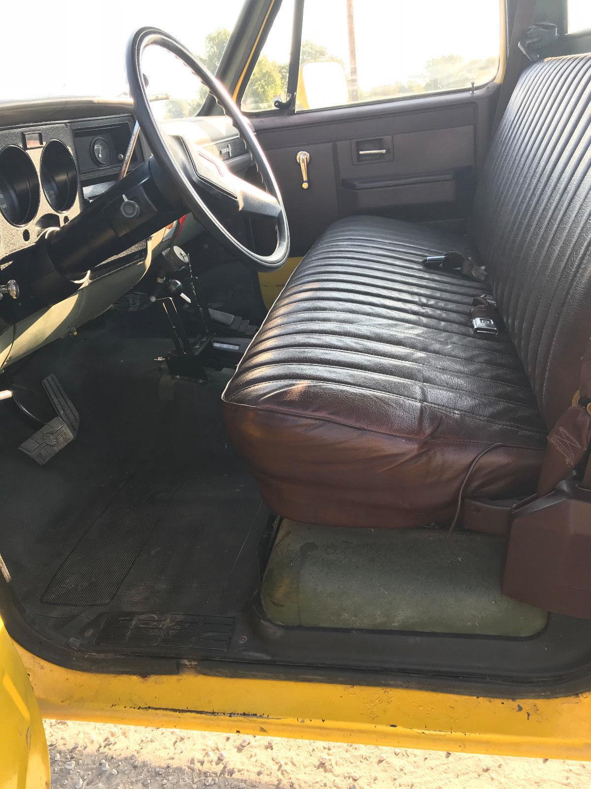 new parts 1986 Chevrolet M1008 D30 4×4 CUCV Military