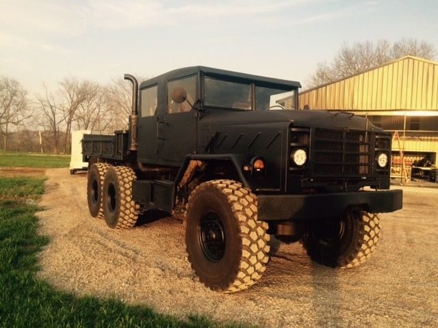professionally custom built 1983 AM General M923a1 Military Cargo Truck for sale