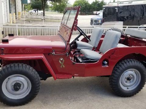 very nice 1946 Willys Jeep military for sale