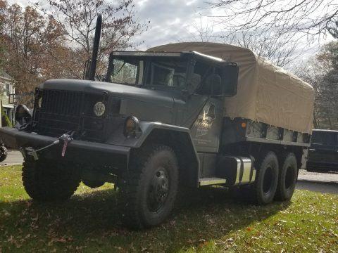 very nice 1963 M35a2 Custom Duece and Half military for sale