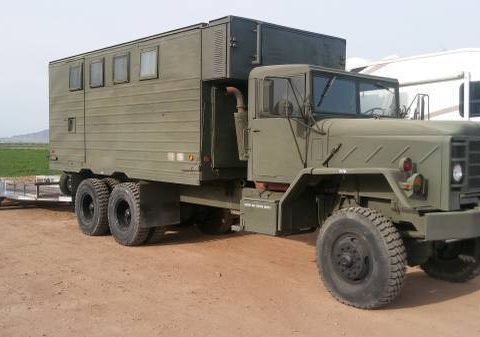well kept 1984 AM General m934 5ton Military Truck for sale
