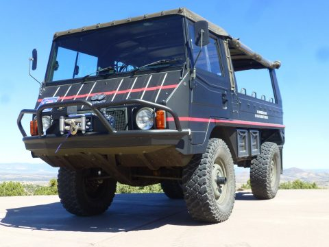 excellent shape 1975 Steyr Puch Pinzgauer 710M military for sale