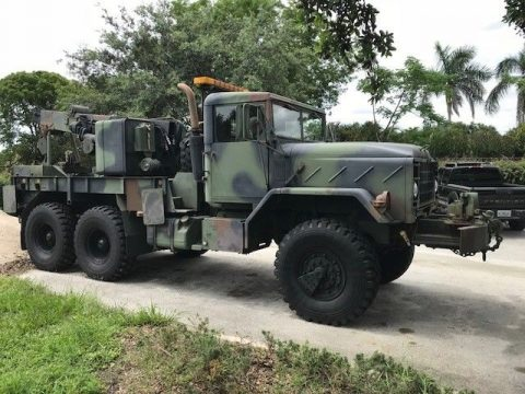 serviced 1991 AM General military truck for sale
