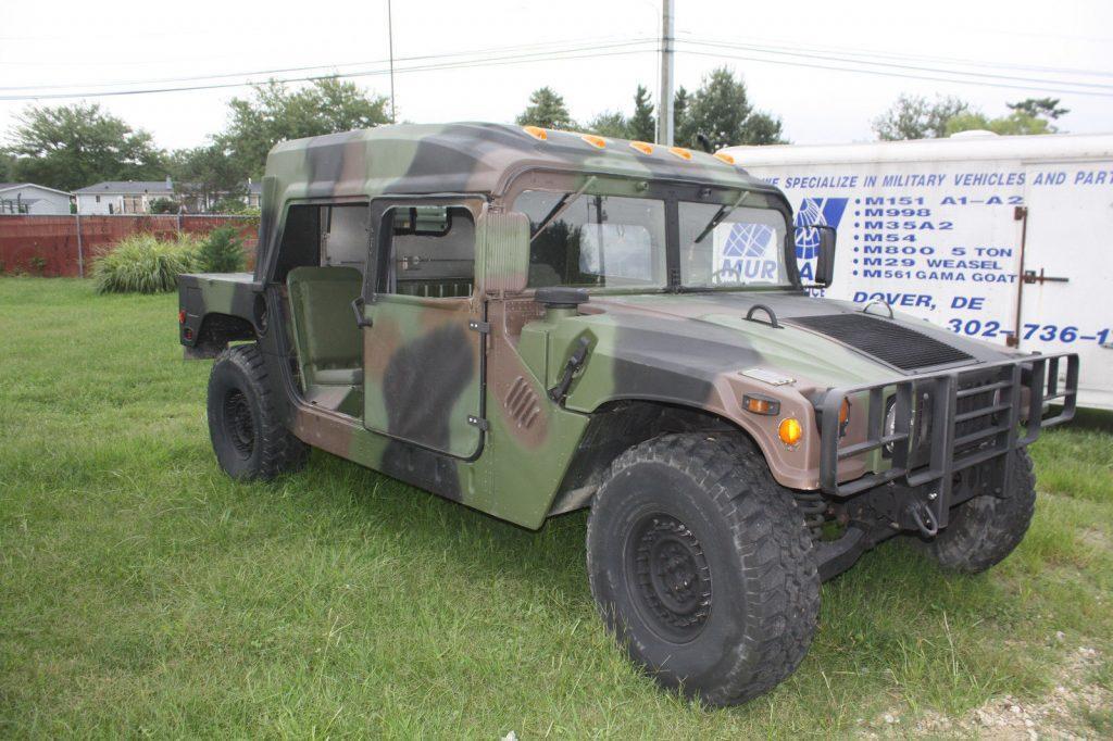 custom 1989 AM General M998 Humvee