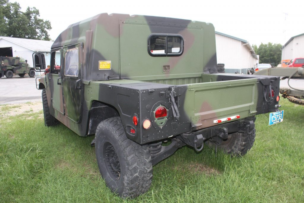 custom 1989 AM General M998 Humvee