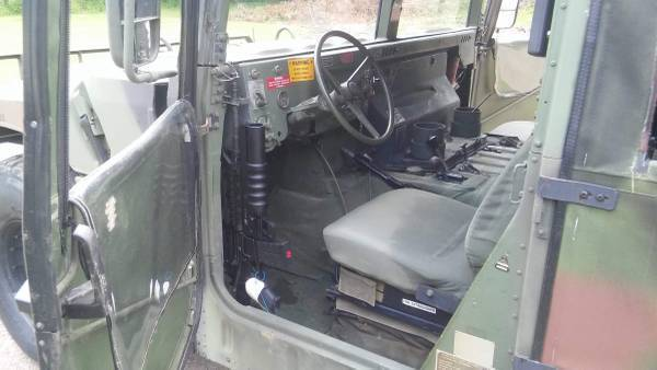 good running 1994 AM General Humvee military