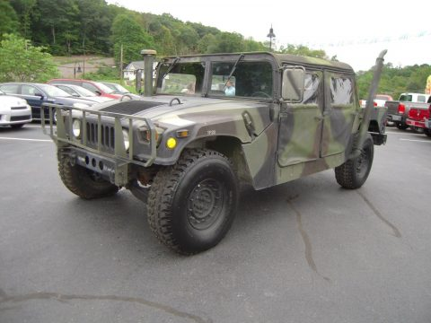 great running 1990 AM General Hummer H1 military for sale