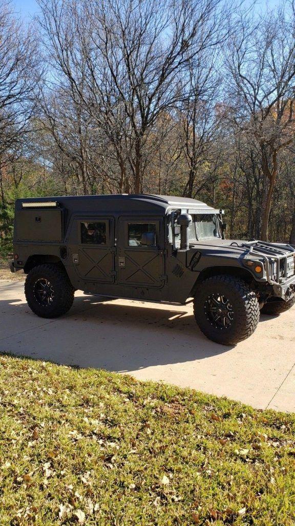 loaded custom 1993 AM General M998 military