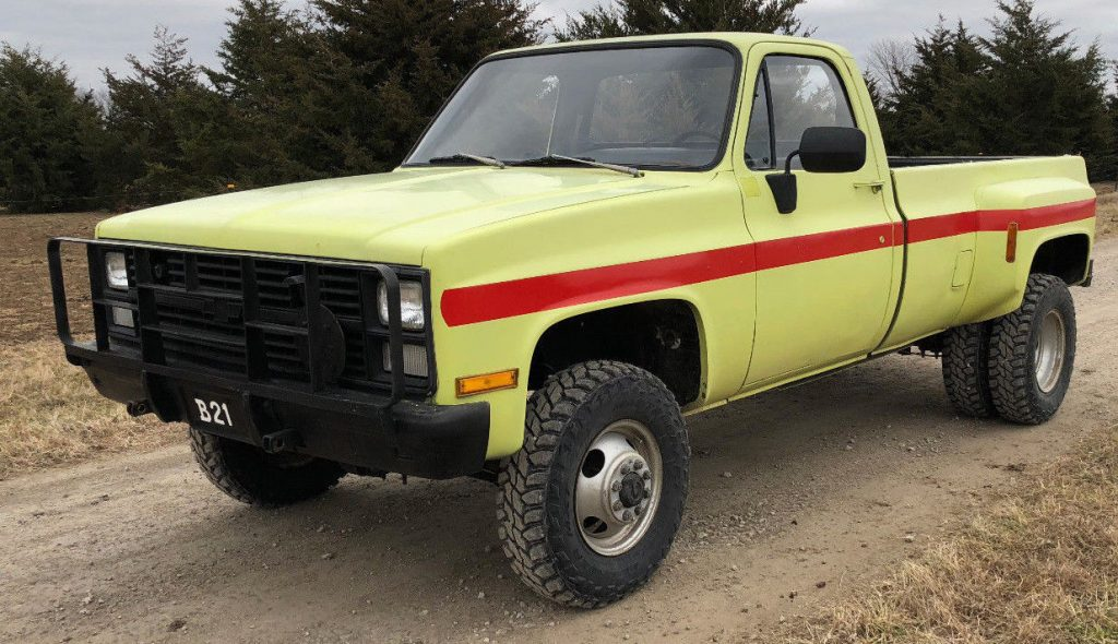 new parts 1986 Chevrolet M1028a3 D30 4×4 CUCV Military