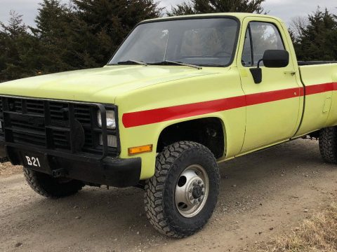 new parts 1986 Chevrolet M1028a3 D30 4×4 CUCV Military for sale