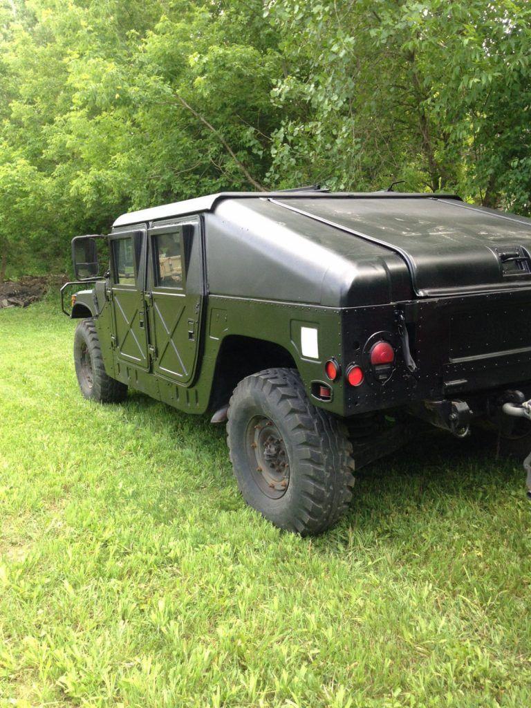 rare 1986 AM General Humvee military